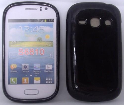 Силиконов калъф за Galaxy S4 mini I9190