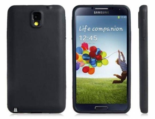 Силиконов калъф за Galaxy Note 2 N7100