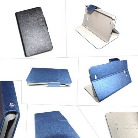 Калъф тефтер за Samsung S6 edge