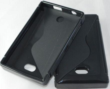 Силиконов калъф за Nokia Asha 500