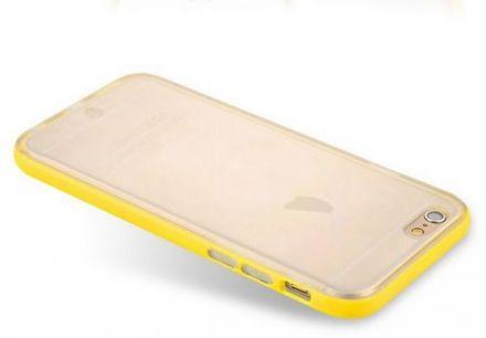 Силиконов калъф за IPhone 6