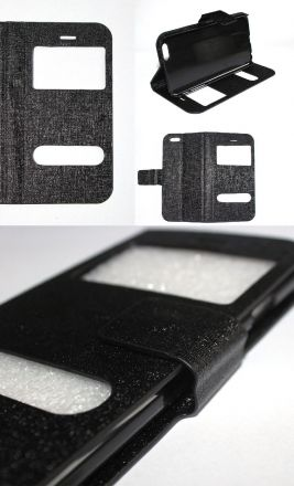 Калъф тефтер за Nokia XL