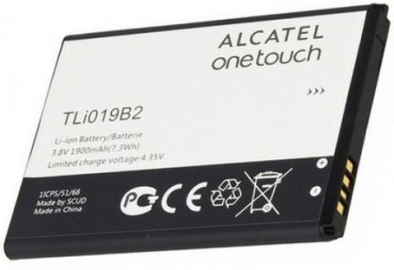 оригинална батерия за alcatel