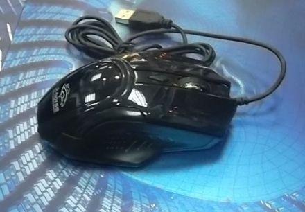 Оптична мишка