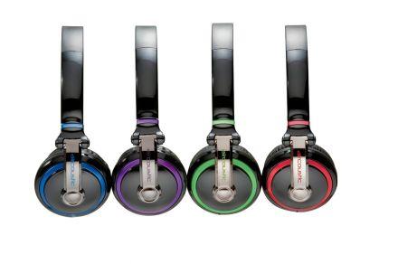 Aircoustic Colourz Stereo слушалки