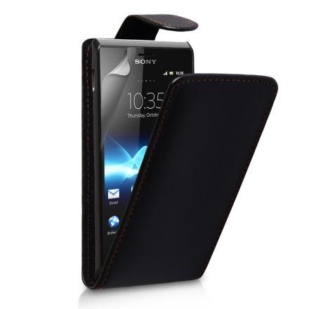 Калъф Flip за Sony Xperia E