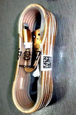 USB Кабел LDNIO /бял/ за iPhone 5/5S/5C/6/6S/6 Plus