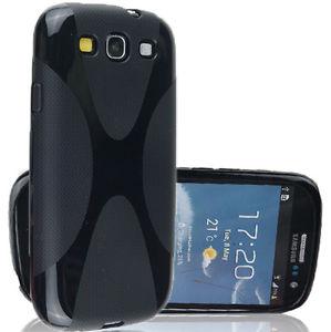Силиконов калъф за Galaxy S3 mini I8190