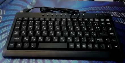 Безжична клавиатура Bazoo Iboard FM 2.4GHz