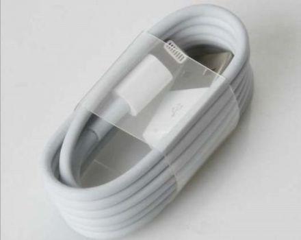 кабел за iphone