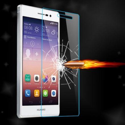 Скрийн протектор Samsung S6 Edge тип извит /златен/