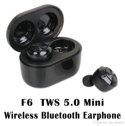 Bluetooth слушалка X6